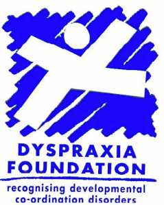 Image result for dyspraxia foundation