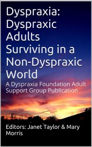 Dyspraxic Adults book cover